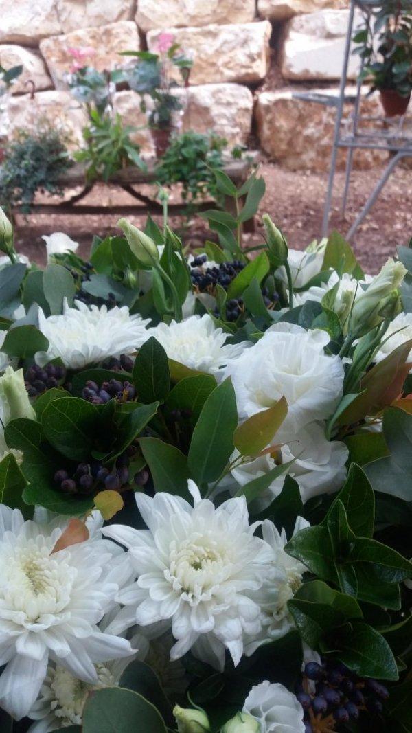 פרחים בחצרצחר
