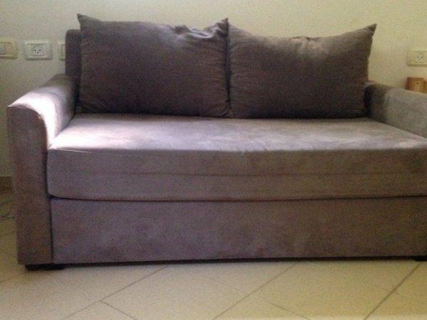 ספה דו מושבית למסירה