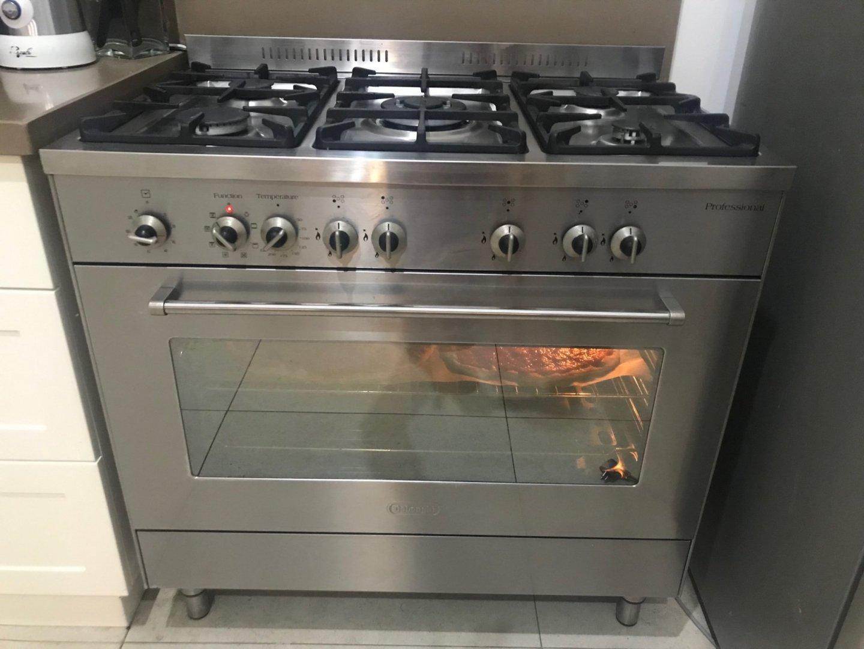 תנור  דלונגי 90 ס״מ