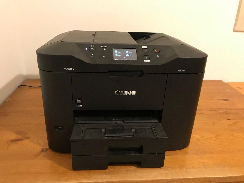 מדפסת-סורק-מכונת צילום Canon