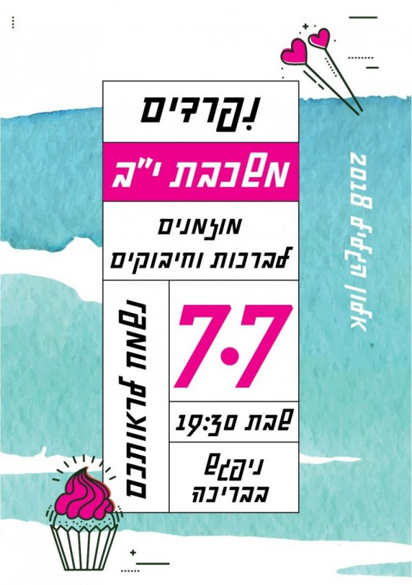 פרידה ישובית משכבת י׳׳ב
