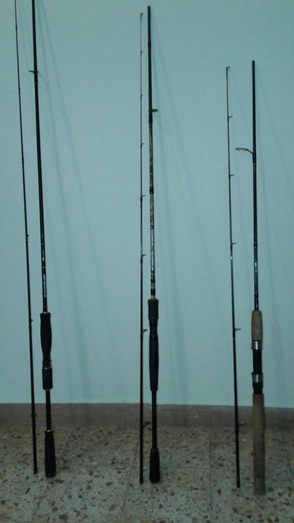 ציוד דיג יד שניה במצב ובאיכות מצויינים למכירה