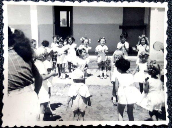 שבועות בשנות ה 50 - גן זיוה
