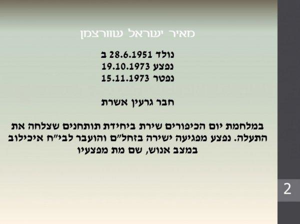 מאיר ישראל שוורצמן