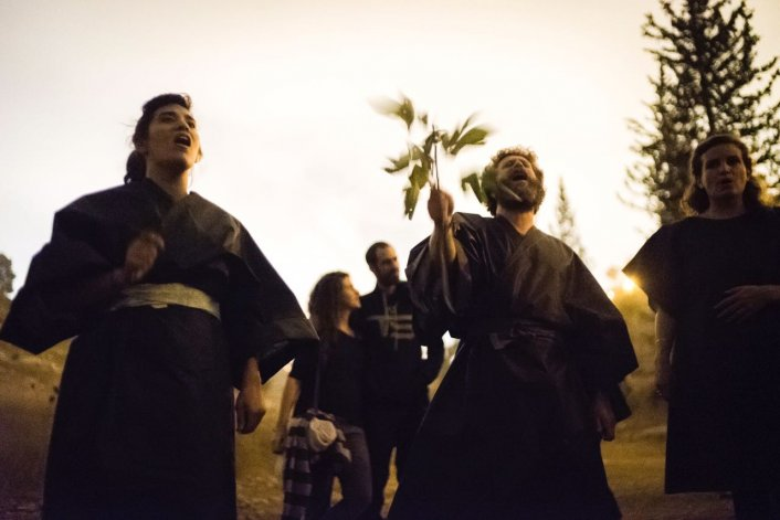 הופעה של מקהלת גיא-בן-הינום / The Great Gehenna Choir בשבת הזו