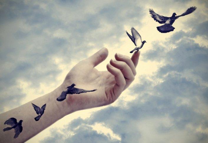 מסר מתוקשר על חופש וחירות