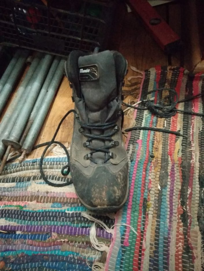 מי מצא נעליים באיזור אחוזת השחר?