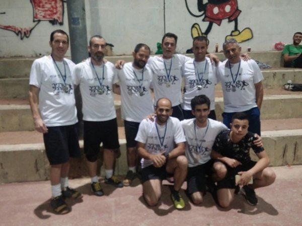 נבחרת הקט רגל של אשכולות 2018