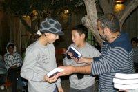 סיור בעיר דוד