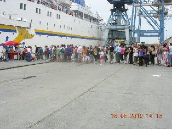 שישים שנה לקיבוץ גזית שיט לקפריסין 2010