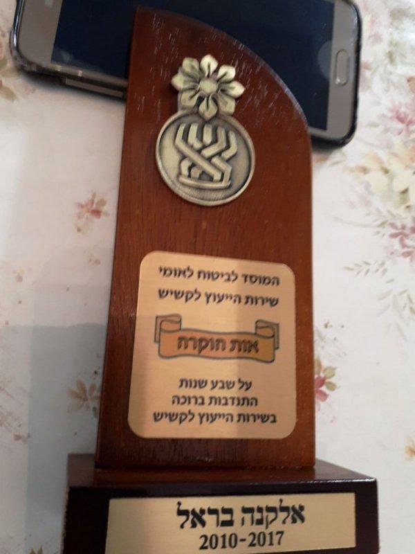 התנדבות ומעורבות יחידים בחברה הישראלית