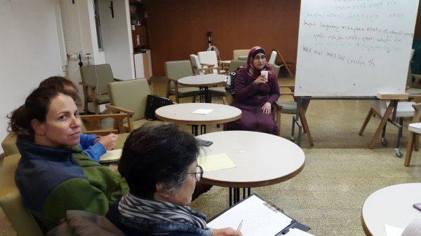 סיום קורס ערבית מדוברת