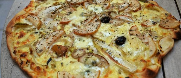 פיצה צרפתית כפרית