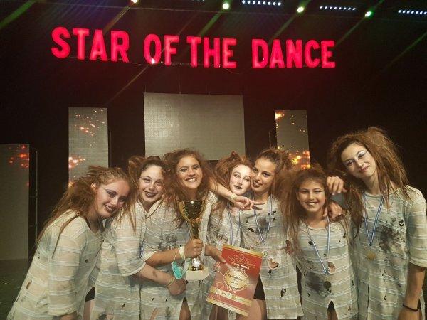 """גאים בתלמידי הסטודיו בכפר יחזקאל!! """"קדימה לזוז"""" מחול ואומנויות הבמה"""