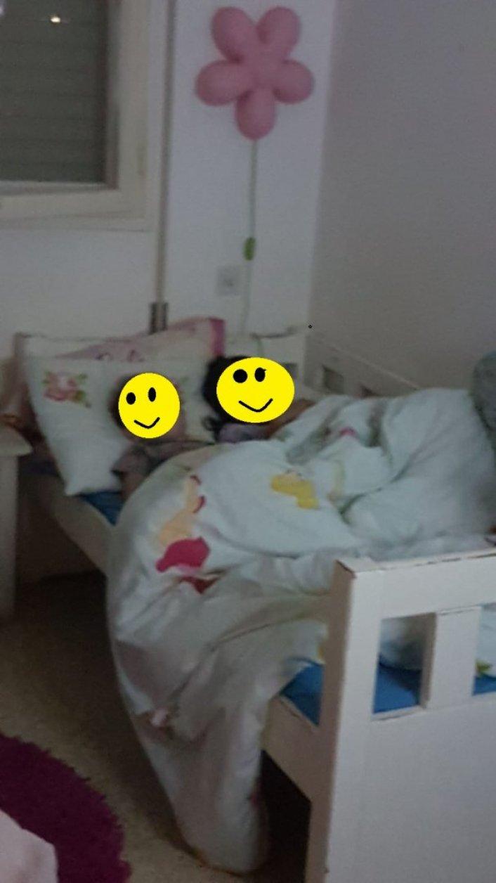 למסירה - מיטת ילדים