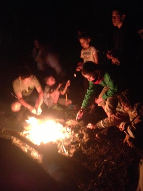ערב במחנה פסח