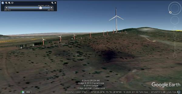 איך נראית טורבינת רוח בגובה 180 מטר?