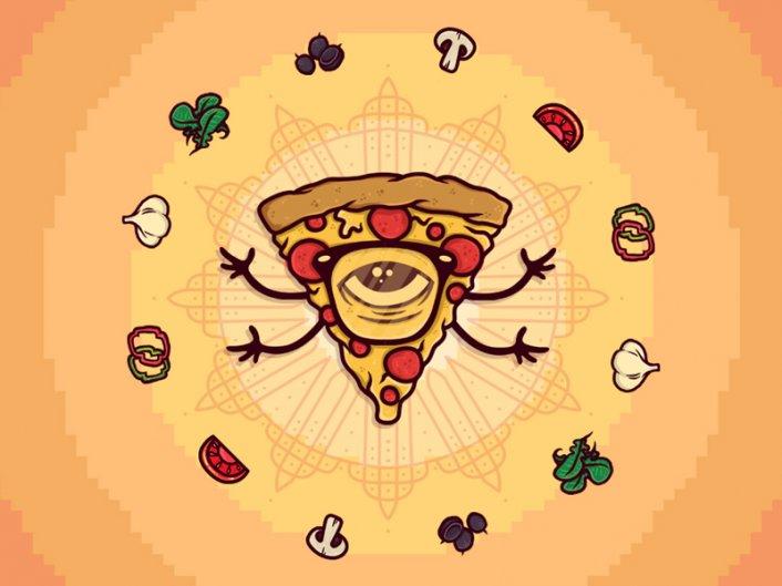 דותי - פיצה מקומית