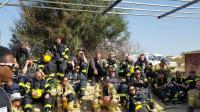 יחידת מתנדבי כבאות בכפר יחזקאל