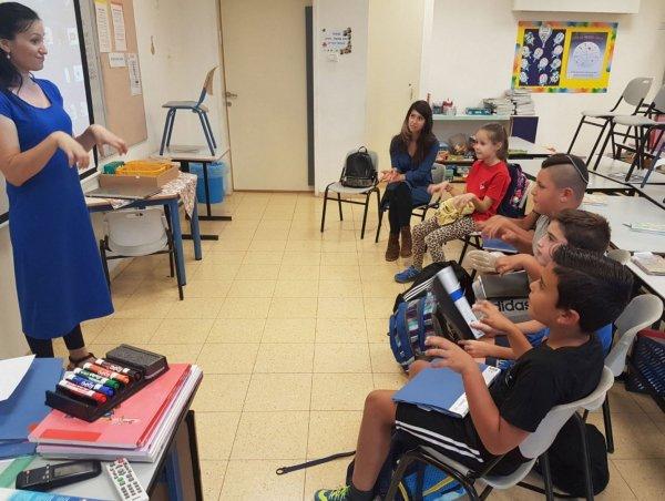 מהפיכה החינוך בצפון, מגיעה לגלבוע: חוג חינם לכל ילד בכיתה ד