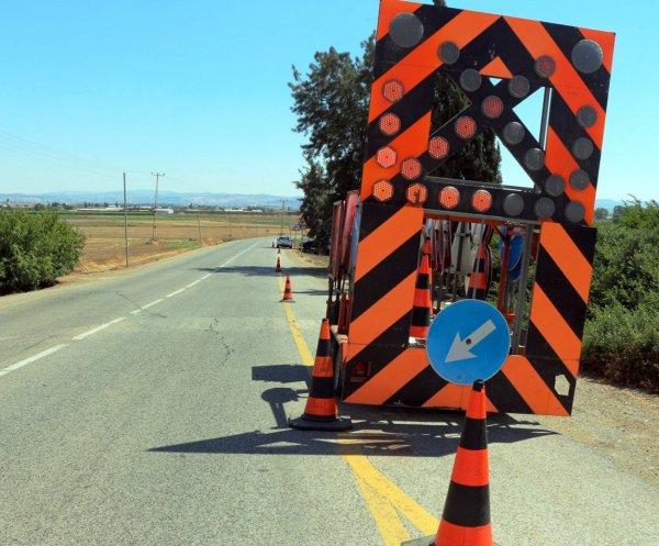 """תנופת פיתוח: החלו העבודות על כביש 6734, מצומת יזרעאל ועד המושב מיטב, שיכללו בניית מדרכה רחבה/ הוסדר הכביש המוביל לביה""""ס יד לחמישה"""