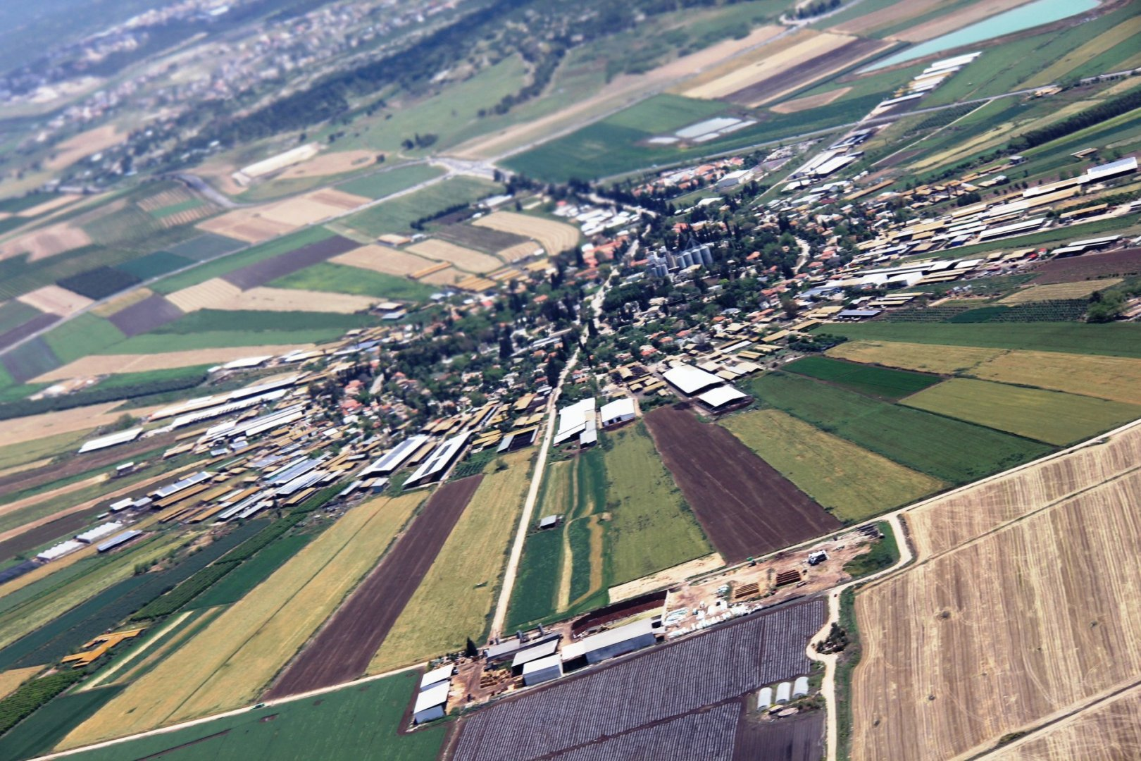 PikiWiki Israel 14673 Moshav Nahalal in the Jezreel Valley
