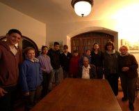 מפגש נוער עם דוד וניצה כהן