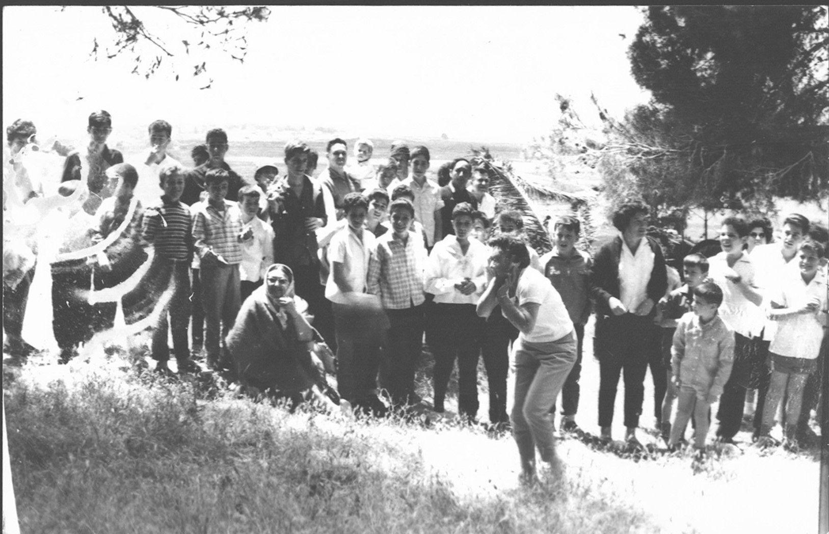 110 00390332 tif  פקניק יום העצמאות 1965