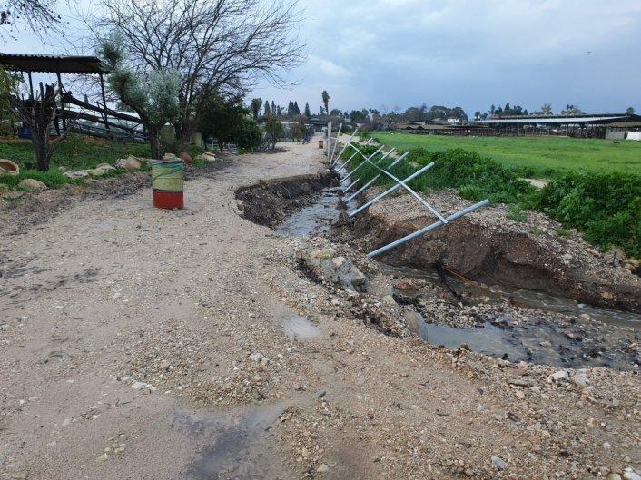 מוריד הגשם 22 בינואר 2020