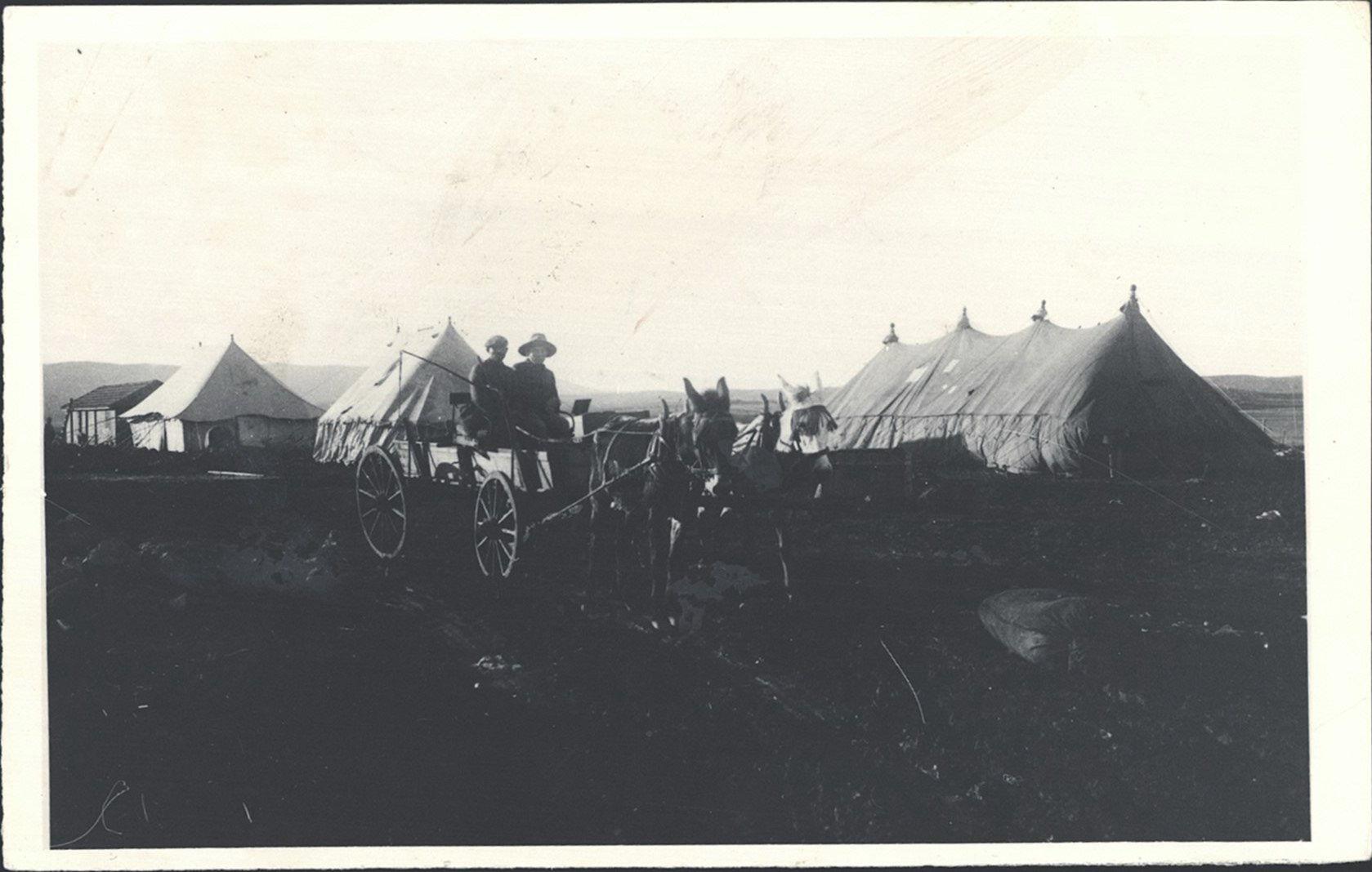 נהלל חורף 1923