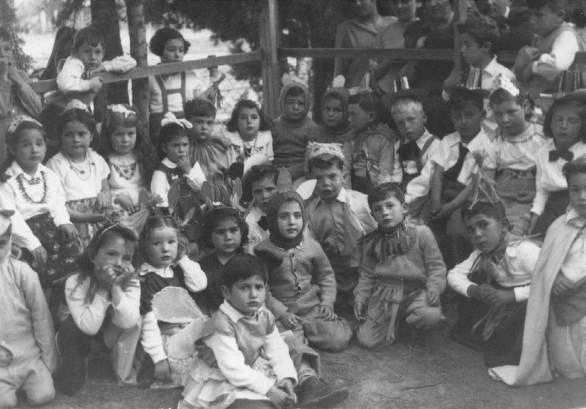 ילדי הגן ילידי שנת 1945-1947