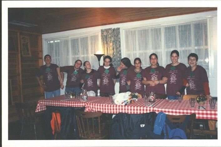 אנחנו - נוער נהלל בפתיחת מועדון המחלבה 1.2.1996