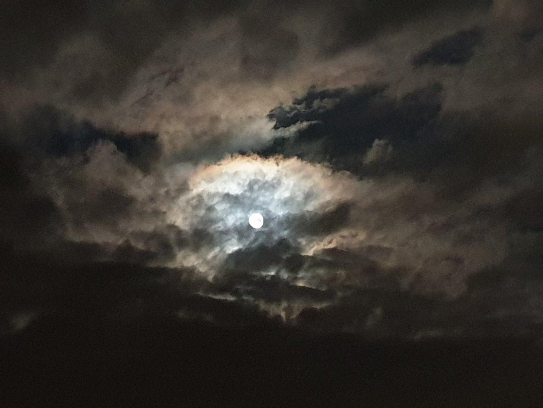 הירח בשבט