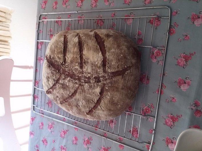 לחם תוצרת בית