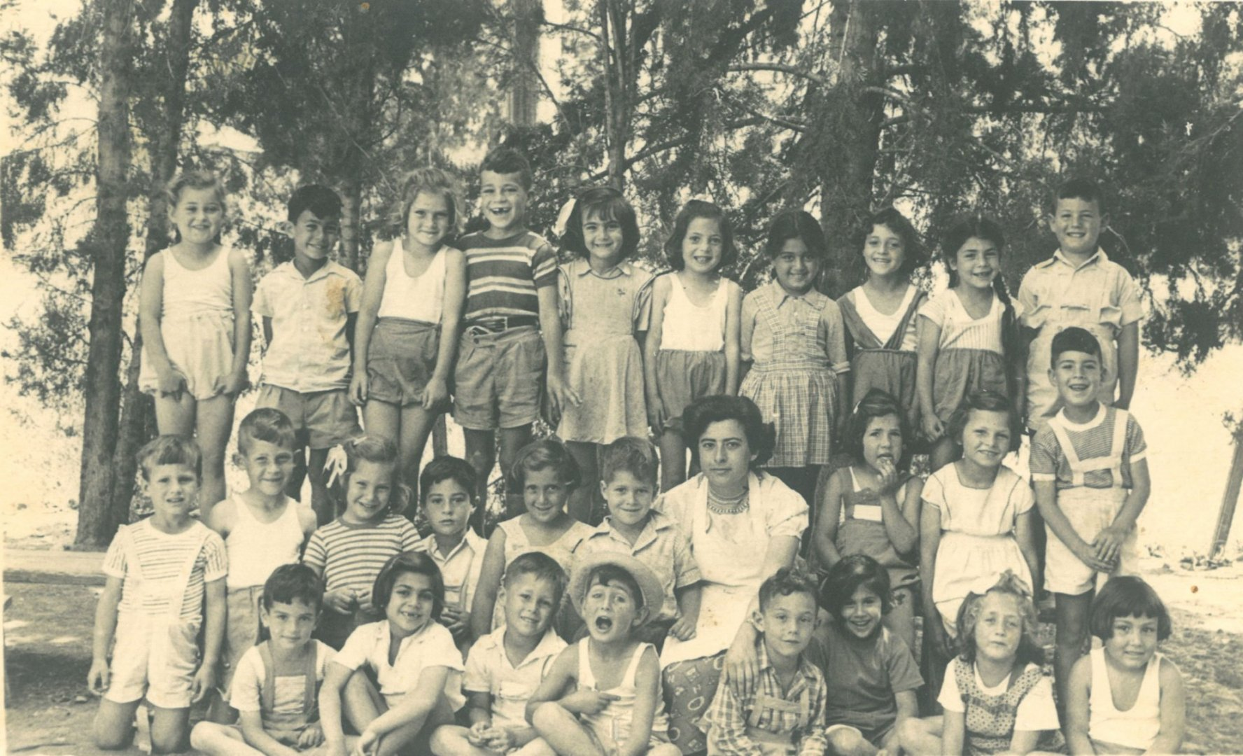 גן יפה 1952
