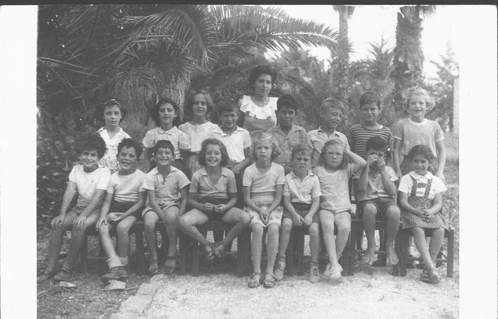 כתה א 1951