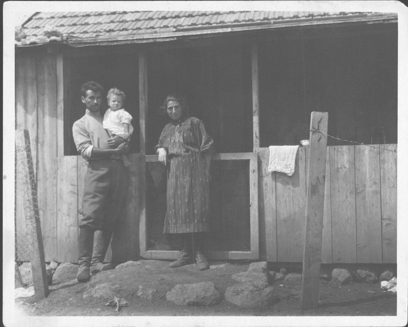 משפ בן ברק 1925