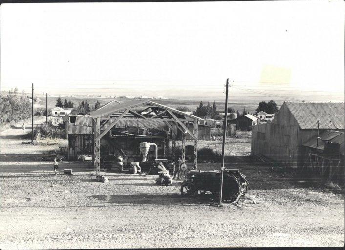 הידעתם שהיתה טחנת קמח בנהלל?