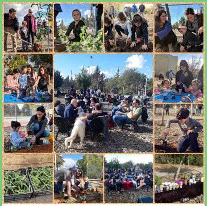 """אירוע ט""""ו בשבט קהילתי- ממשיכים במסורת 7.2.2020"""