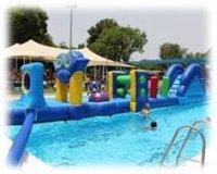 ארוע פתיחת הקיץ בבריכה