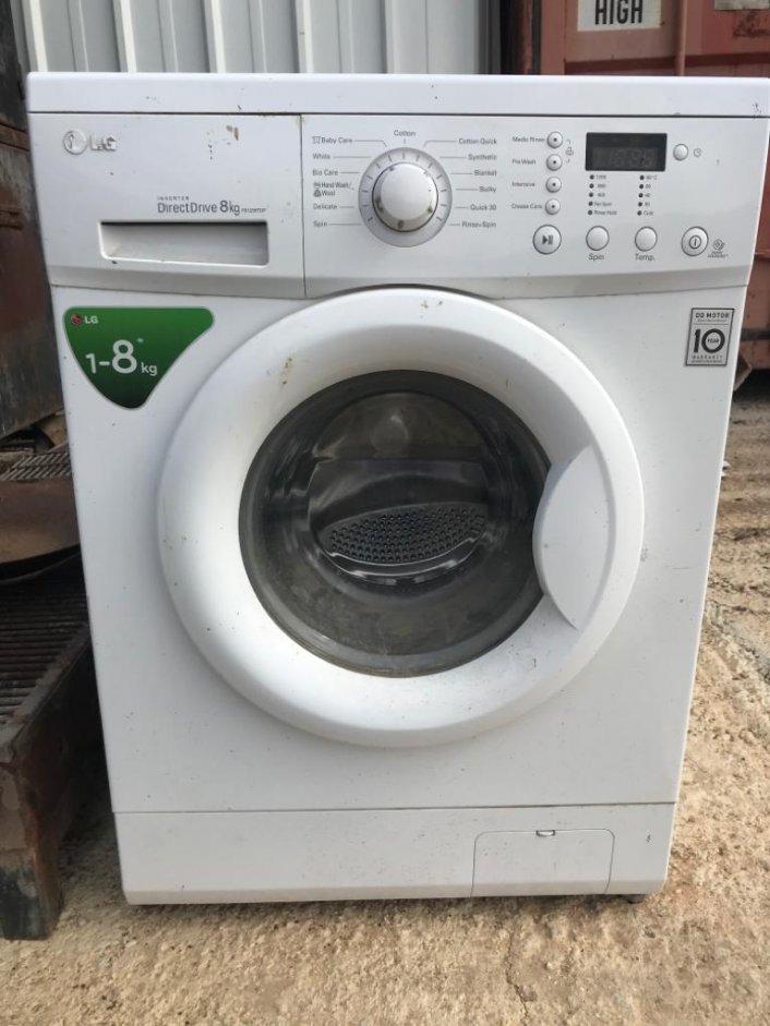 מכונת כביסה למסירה