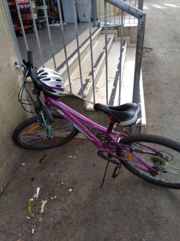 אופניים שהלכו לאיבוד