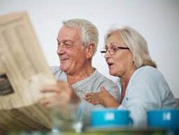 חוכמת ההזדקנות- הרצאה שלישית באשכול הרצאות משפחה במגזר הכפרי