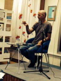 מפגש סופר אמיר גוטפרוינד