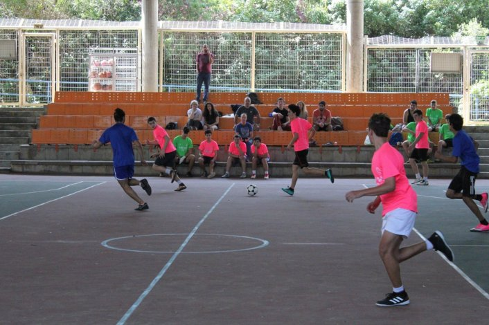 כבוד לקבוצת הנוער של יעד בכדורגל