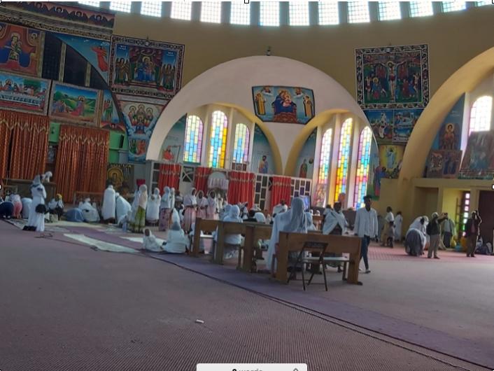 שלישי במרפאה - יהדות נוצרית באתיופיה עם צבי