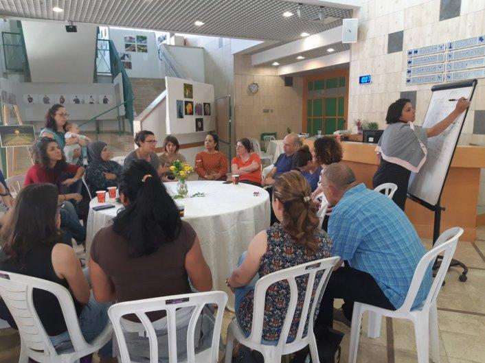 תהליך האסטרטגי ועיצוב החזון במועצה האזורית משגב - למעלה ממאתיים איש לקחו חלק בשני מפגשי שיתוף ציבור