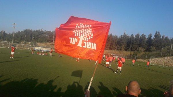 ברכות לקבוצת הכדורגל של ילדי יעד, מקום 2 במשגב !